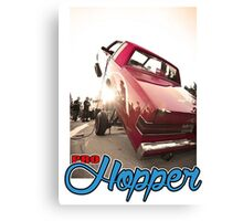 Lowrider hopper Canvas Print