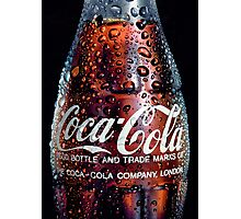 Coca-Cola Photographic Print