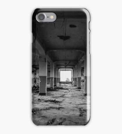Beko Factory Belgrade 03 iPhone Case/Skin