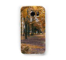 Autumn in the Woods Samsung Galaxy Case/Skin