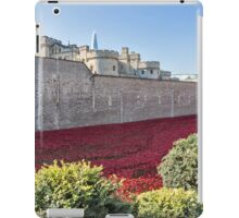 Tower Of London Poppies iPad Case/Skin