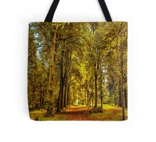 Woodland Pathway Tote Bag