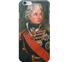 Lord Nelson iPhone Case/Skin