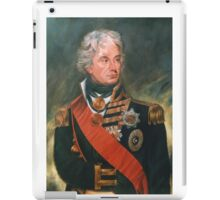 Lord Nelson iPad Case/Skin