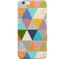 seaview beauty triangles iPhone Case/Skin