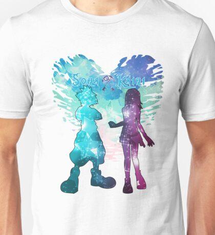 Kingdom Hearts - Sora x Kairi Unisex T-Shirt