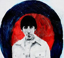 Keith Moon by iconic-arts