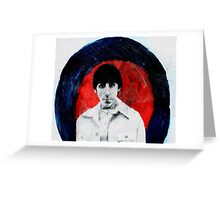 Keith Moon Greeting Card
