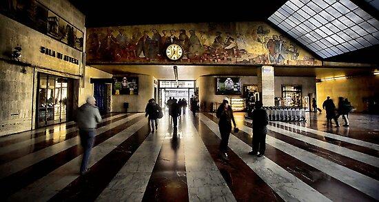 Santa Maria Novella - Florence by Paul Louis Villani
