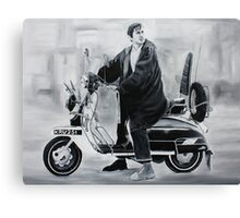 Quadrophenia Jimmy Canvas Print