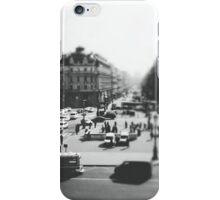place de l'opera iPhone Case/Skin