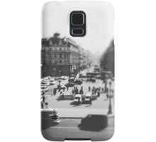 place de l'opera Samsung Galaxy Case/Skin