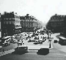 place de l'opera by herverenaud