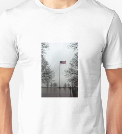 Liberty Island Unisex T-Shirt