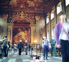 Greenwich Royal Navy Hall by Creativity for S4K