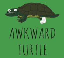 Awkward Turtle Kids Clothes