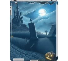 Halloween creepy night iPad Case/Skin