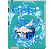 Deep Sea Girl - Hatsune Miku iPad Case/Skin