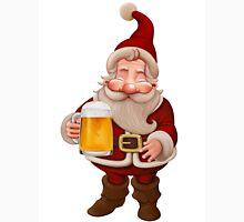 Santa Claus Beer Unisex T-Shirt