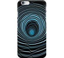 Blue Echo iPhone Case/Skin