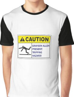 Grayson Allen Tripping Hazard Graphic T-Shirt