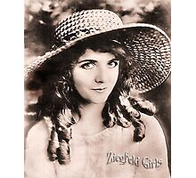 Ziegfeld Girls ... Olive Thomas Photographic Print