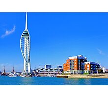 The Spinnaker Tower Portsmouth Photographic Print