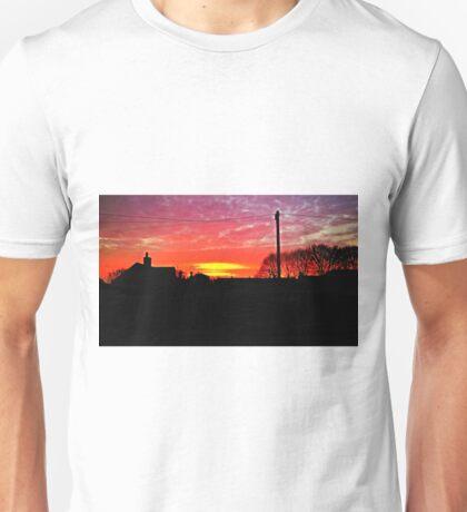 Sunrise Photograph Unisex T-Shirt