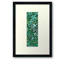 Polly Framed Print