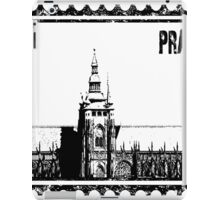 Prague castle iPad Case/Skin