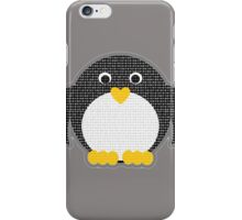 Penguin - Binary Tux iPhone Case/Skin