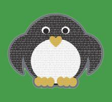 Penguin - Binary Tux Baby Tee