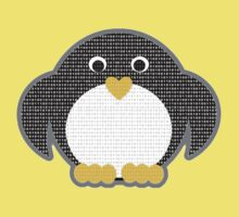 Penguin - Binary Tux One Piece - Short Sleeve