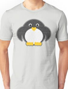 Penguin - Binary Tux Unisex T-Shirt