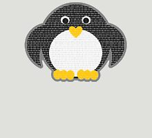 Penguin - Binary Tux Womens Fitted T-Shirt
