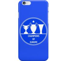 Champions of Europe iPhone Case/Skin