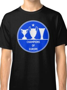 Champions of Europe Classic T-Shirt