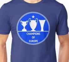 Champions of Europe Unisex T-Shirt