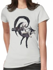 No More Heroes - Shinobu Womens Fitted T-Shirt