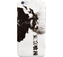 Kaneki Tokyo Ghoul B/W iPhone Case/Skin
