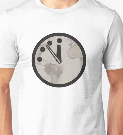 Doomsday Clock - The Final Countdown Unisex T-Shirt