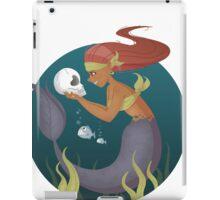 Piranha Mermaid iPad Case/Skin