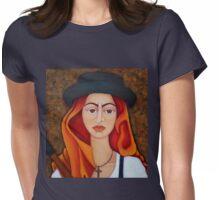 Maria da Fonte  Womens Fitted T-Shirt