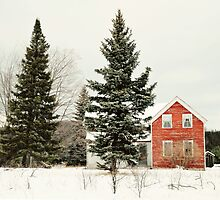 The Red House by Bethany Helzer