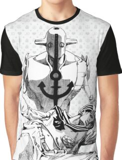 Jo2uke IV - Jojolion Graphic T-Shirt