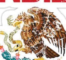 Mendieta Surname Mexican Sticker