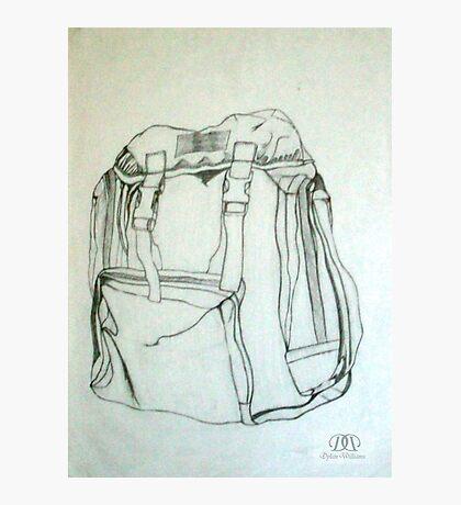 Bag it Photographic Print
