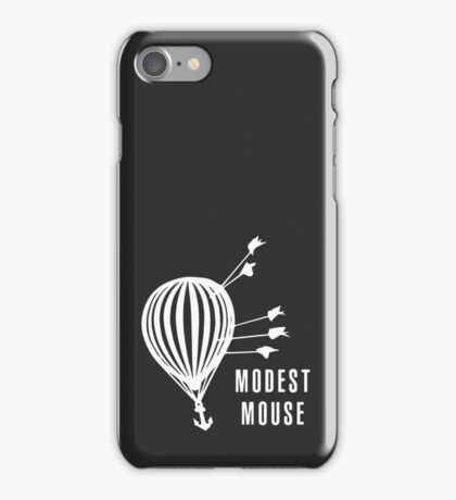 Modest Mouse Good News Before the Ship Sank Combined Album Covers (Dark) iPhone Case/Skin