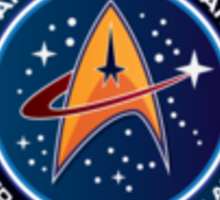 Star Trek - Starfleet logo Sticker