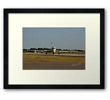 Nimrod at Waddington Airshow. Framed Print
